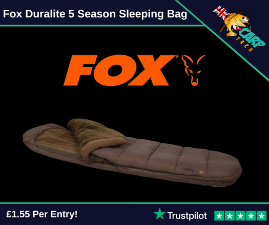 Fox Duralite 5 Season Sleeping Bag
