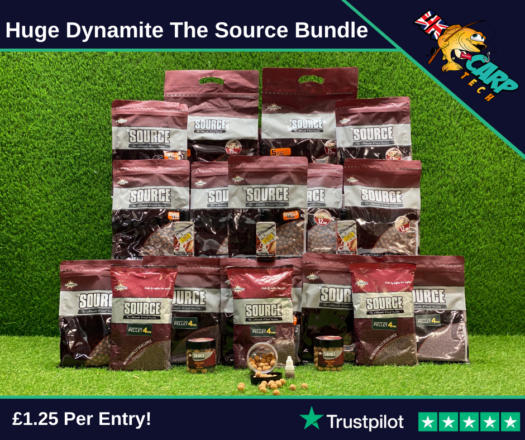 Huge Dynamite The Source Bundle