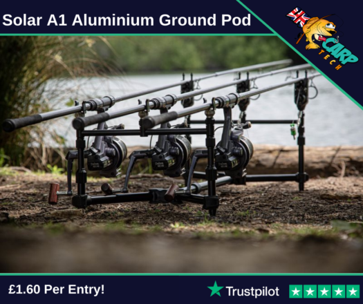 Solar A1 Aluminium Ground Pod