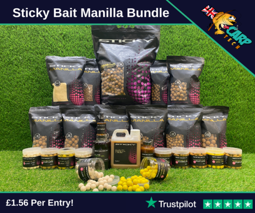 Sticky Bait Manilla Bundle