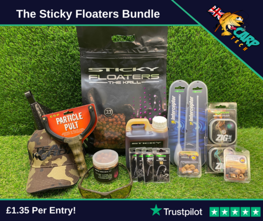 The Sticky Floaters Bundle